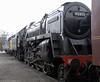 92203 Black Prince, Crewe, Sat 12 March 2011 1
