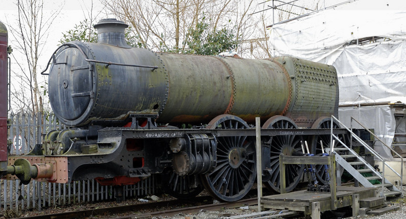 7027 Thornbury Castle, Crewe, Sat 12 March 2011