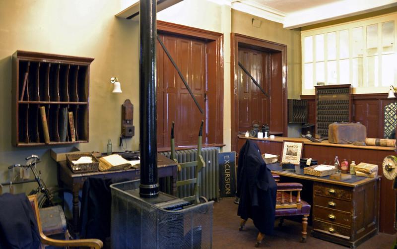Office, Darlington North Road, 15 November 2009