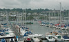 Kingswear marina, 17 May 2008