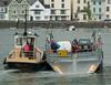 Kingswear - Dartmouth lower ferry, 17 May 2008