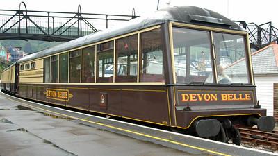 Dartmouth Steam Railway, 2008