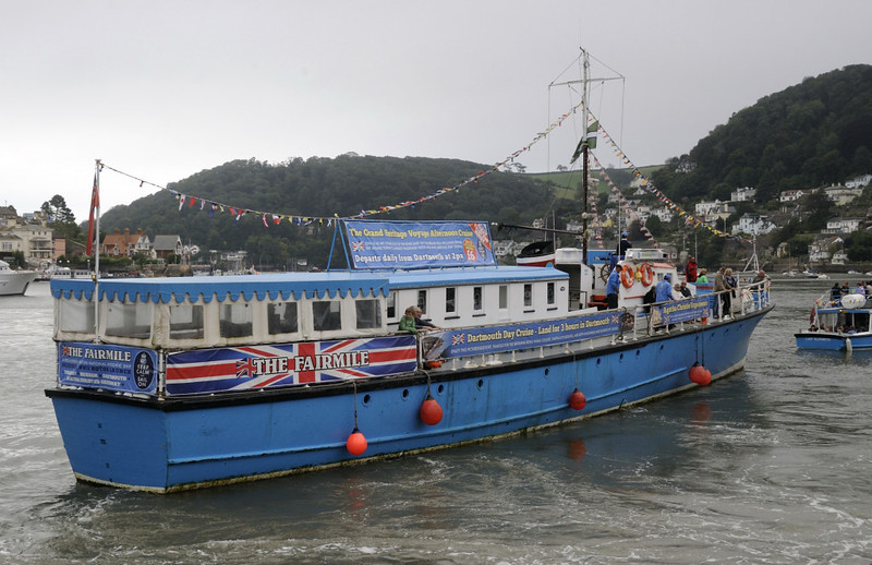 The Fairmile, Dartmouth, Sun 2 September 2012 2.