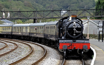 Dartmouth Steam Railway, 2012