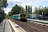 150235, Lydney, Fri 2 September 2017 - 1259.  Arriving with an Arriva Trains Wales Newport - Cheltenham service.  There were always separate stations at Lydney Junction and Lydney.
