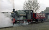 No 1 Bonnie Prince Charlie, Didcot, 1985 1     Robert Stephenson & Hawthorn 7544 / 1949.