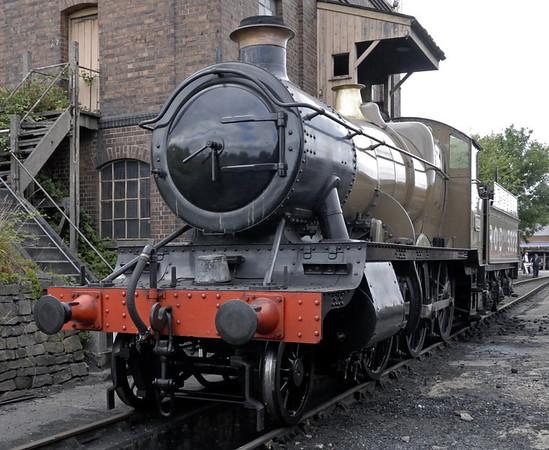 5322, Didcot, Sat 24 July 2010