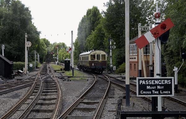 1340 Trojan, Didcot branch line, Sat 24 July 2010 2
