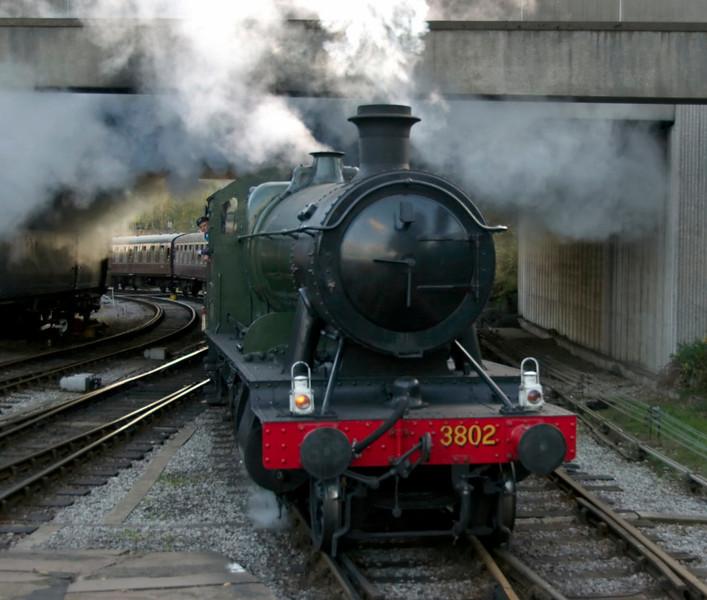 3802 & 4936 Kinlet Hall, Bury, 28 October 2007 -  1537 2