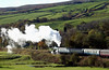 4771 Green Arrow, Irwell Vale, 28 October 2007 - 1207   The V2 heads back south with the 1200 Rawtenstall - Heywood.