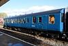 Class 104 DMU, 2J60, Ramsbottom, Sun 5 November 2017 2.  Birmingham RCW DMBS 50455.