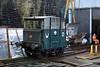 WD ['War Department'], Bury, Sun 5 November 2017.  Motor Rail Simplex 4wDM 9009 / 1948.