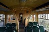 Class 109 DMU, Heywood, Sun 5 November 2017.  Inside Wickham DTCL 50416.