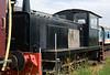 Darlington, Warcop, 9 June 2007.   Darlington is a diesel-hydraulic 0-6-0 built by Robert Stephenson & Hawthorn (8343 / 1962).