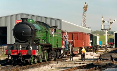 Embsay & Bolton Abbey Railway, 2008