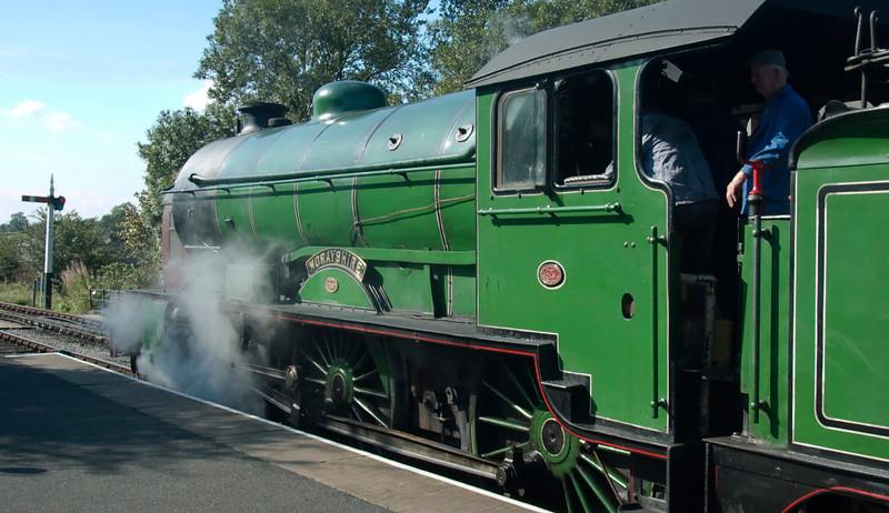 246 Morayshire, Embsay, 20 September 2008 2 - 1438