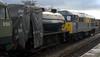 '68005' & 31119, Embsay, 16 December 2006