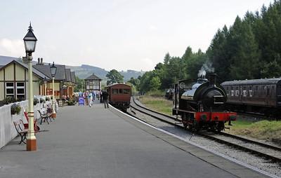Embsay & Bolton Abbey Railway, 2013