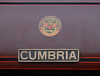 Cumbria, Preston Riversway, Sun 7 February 2010.  Cumbria wears the Furness Rly coat of arms.