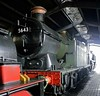 5643, Sheffield Park, 13 October 2014.  Visiting the Bluebell Rly.