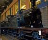 Caledonian Rly No 123, Glasgow Transport Museum, 27 November 2004 1.   Neilson Reid 3553 / 1886.
