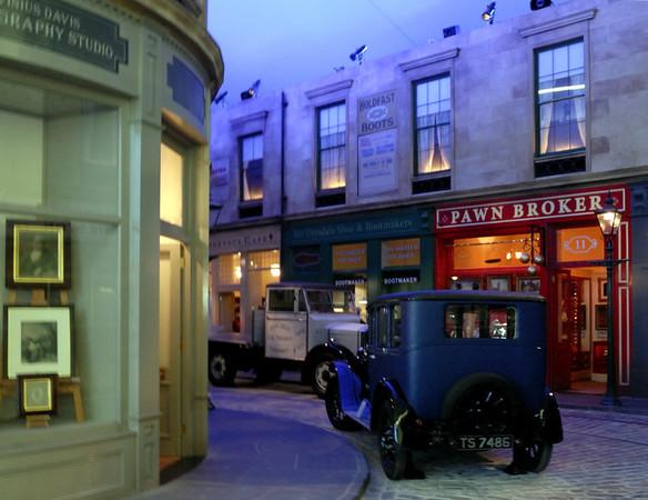 'Kelvin Street', Riverside Museum, Glasgow, Sat 19 November 2011.