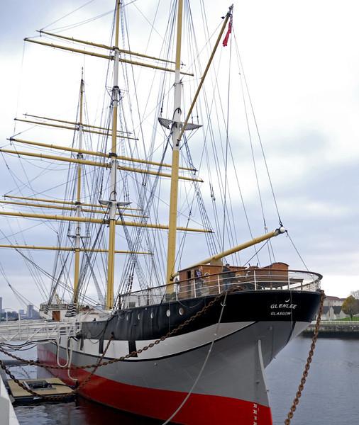Glenlee, Riverside Museum, Glasgow, Sat 19 November 2011 3.
