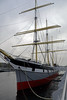 Glenlee, Riverside Museum, Glasgow, Sat 19 November 2011 1.  The steel barque was built in Port Glasgow in 1896 by Rodger's.