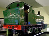 Glasgow & South Western Rly 0-6-0T No 9, Riverside Museum, Glasgow, Sat 19 November 2011 2.