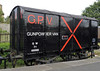 GWR gunpowder van 105560, Winchcombe, Sat 1 September 2012 1.