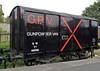 GWR gunpowder van 105560, Winchcombe, Sat 1 September 2012 1.