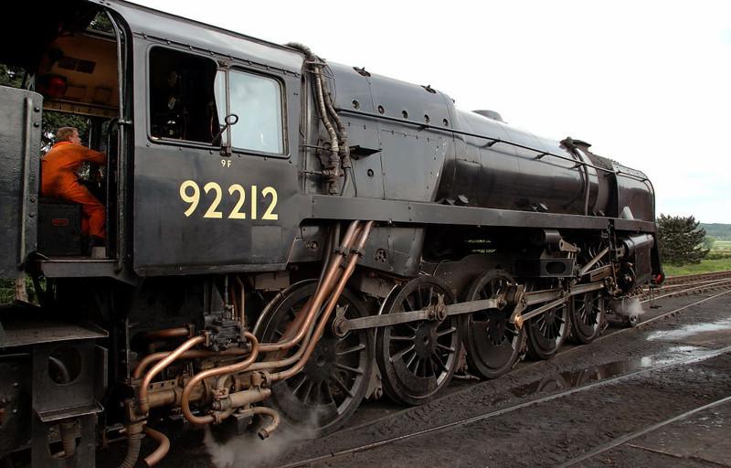 92212, Toddington, 31 May 2006