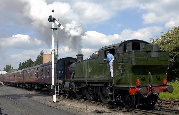 4141, Toddington, 31 May 2006 4