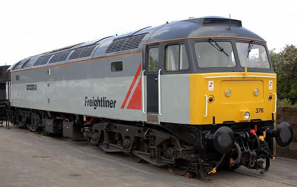 47376 Freightliner 1995, Toddington, 31 May 2006 1