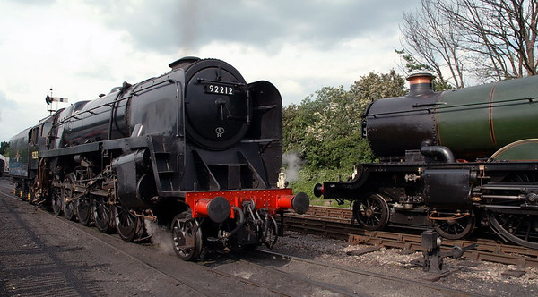 92212 & 5051 Earl Bathurst, Toddington, 31 May 2006