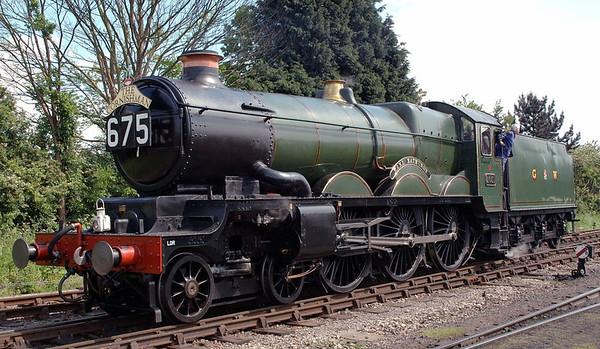 5051 Earl Bathurst, Toddington, 31 May 2006 1