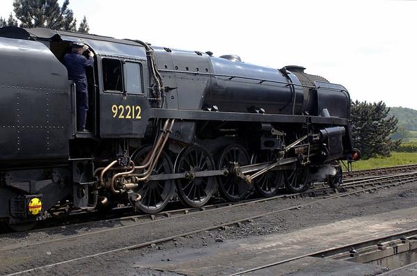92212, Toddington, 31 May 2006 2