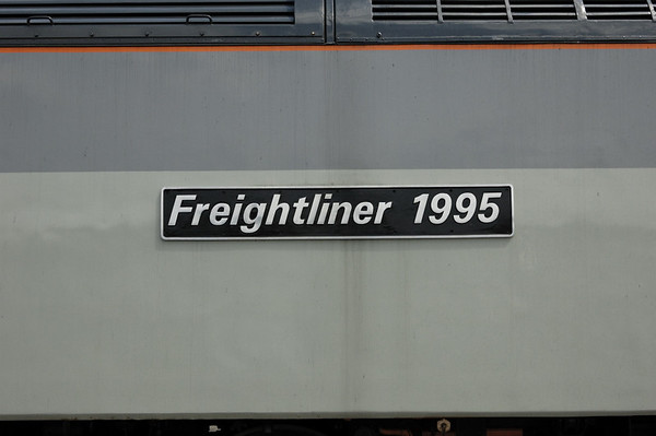 47376 Freightliner 1995, Toddington, 31 May 2006 3