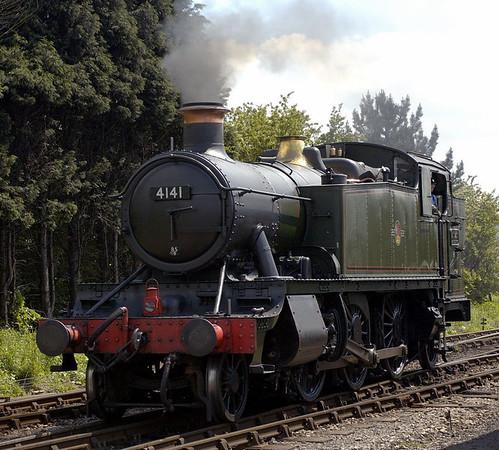 4141, Toddington, 31 May 2006 3