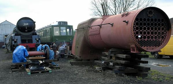 35025 Brocklebank Line. Loughborough, 30 January 2005 2