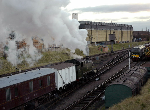 4141, 2A39,. Loughborough, 30 January 2005