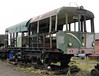W79976, Loughborough, Sun 15 Aug 2010 1    AC railcar, built in 1958 and withdrawn 10 years later.