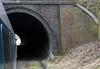 East Leake tunnel, Sun 18 February 2018.  Looking towards Loughborough.