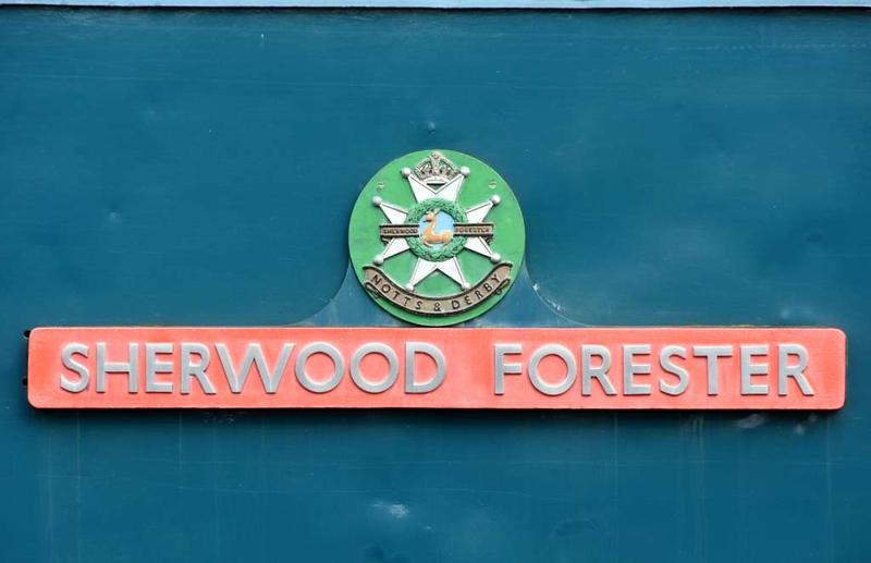 45060 Sherwood Forester, Ruddington, Sun 18 February 2018 2.