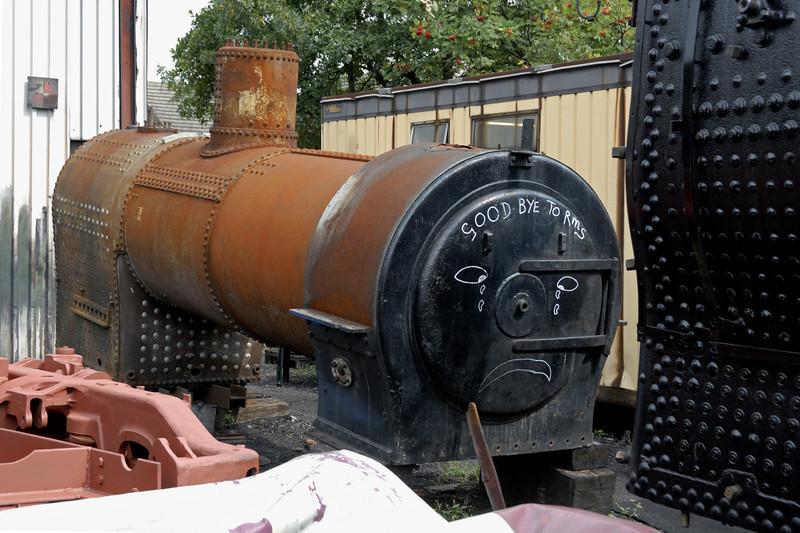 3809(?) boiler, Loughborough, Sun 15 Aug 2010