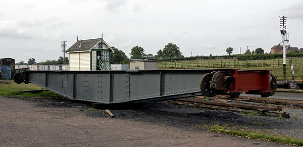 Turntable, Quorn & Woodhouse, Sun 15 Aug 2010
