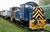 07013, class 03 D2118 & class 04 D2324, Rowsley South, Sun  9 May 2010