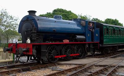 Isle of Wight Steam Railway, 2008