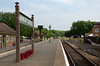 Havenstreet Station, 31 May 2008 1: Looking east towards Smallbrook Junction.