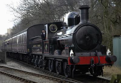 Keighley & Worth Valley Railway 2005